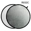 R032C / 82Cm(Silver/White)