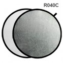 R040C / 103Cm(Silver/White)
